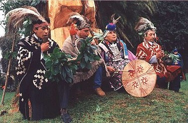 The Mapuche of Chile